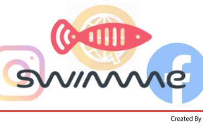 Facebook, Instagram, Google, i siti internet e Swimme(lab)!